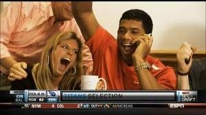 russell wilson wife monday melf